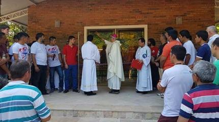"""Primer año de la Fraternidad """"San Miguel Arcangel"""""""