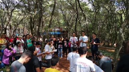 Via Cruz en Paraguay