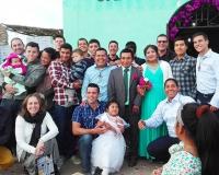 Prvý sobáš v Huaralica